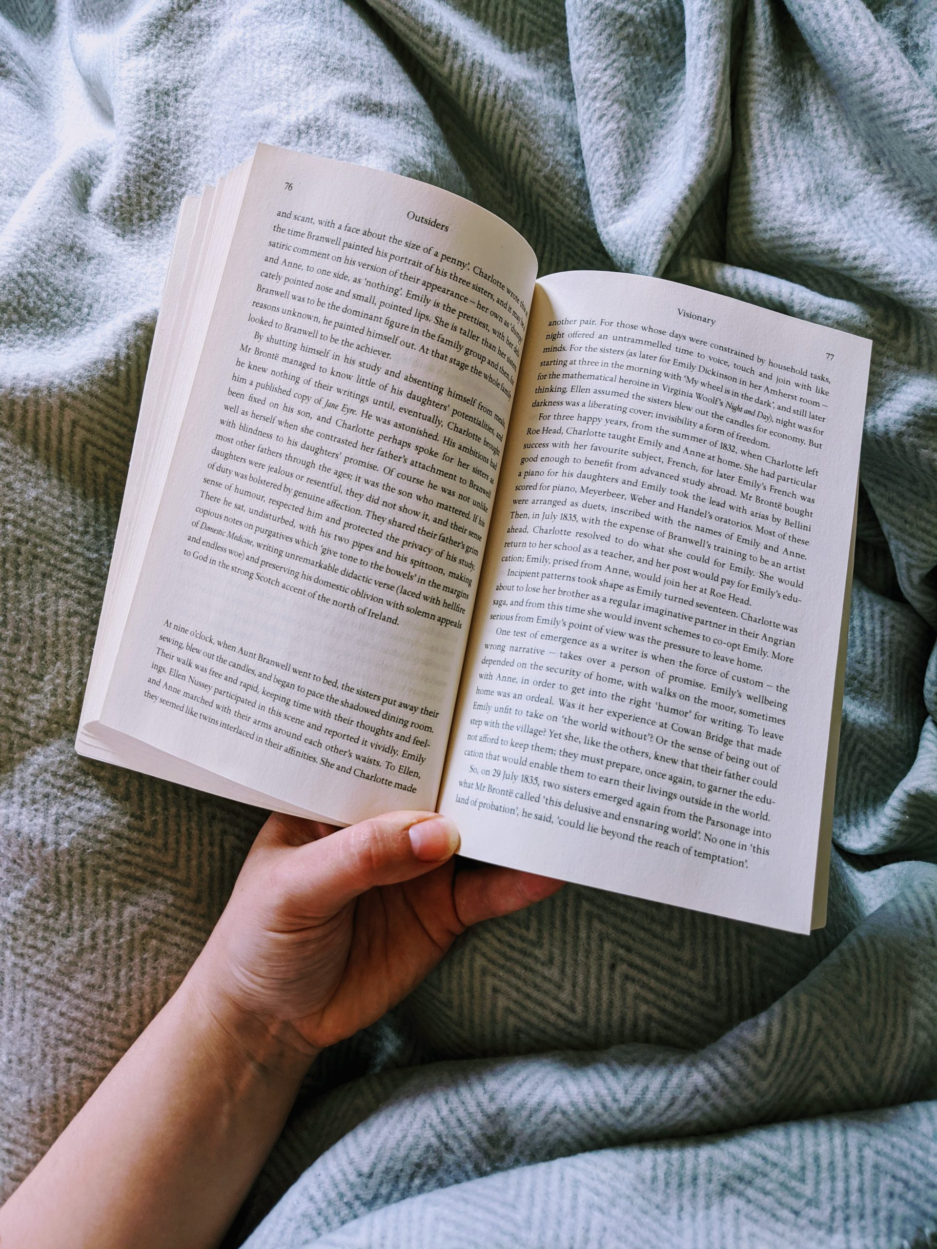 A Reading List for Everyone: 26 Book Ideas