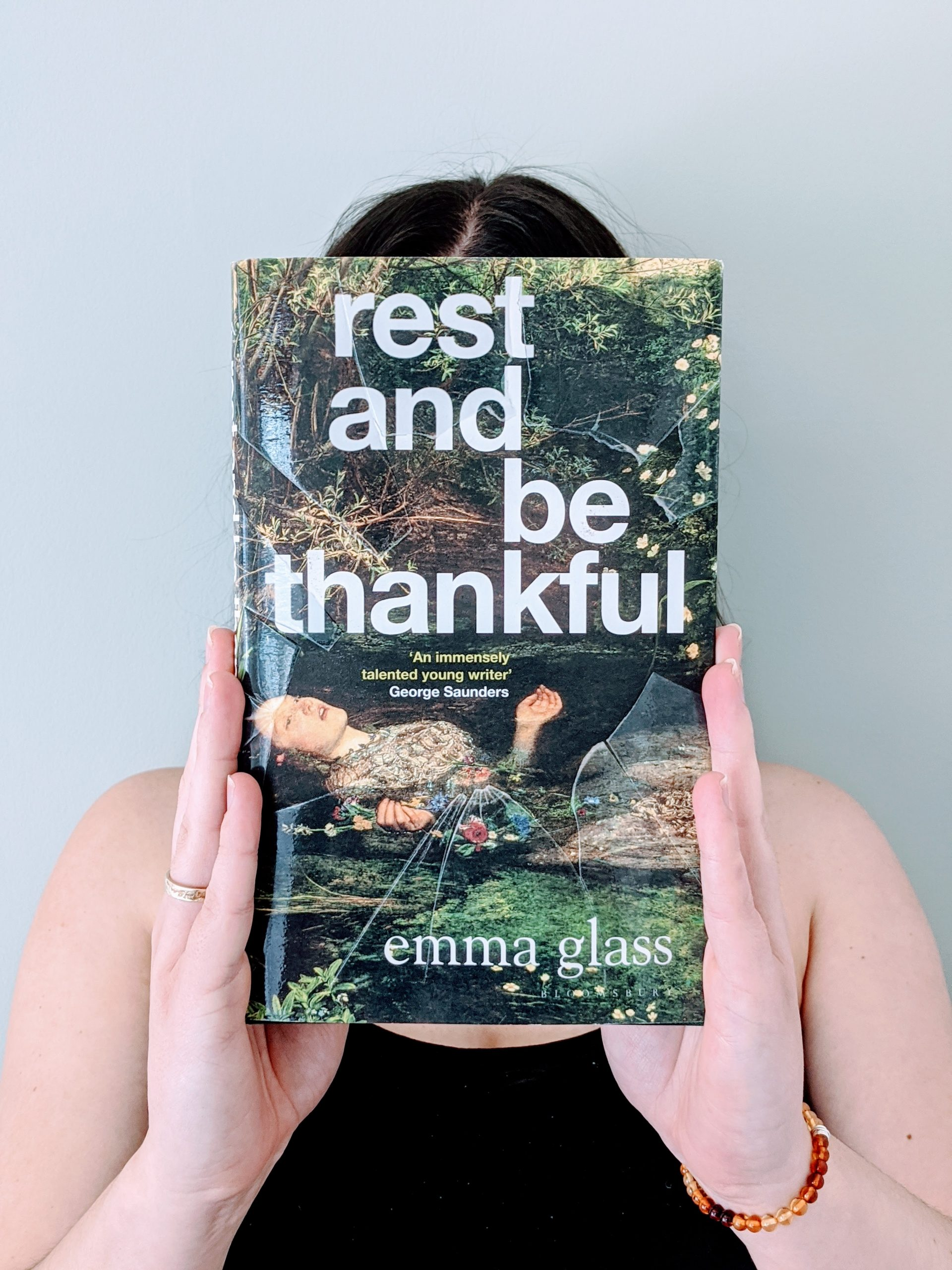 Rest and Be Thankful – Emma Glass
