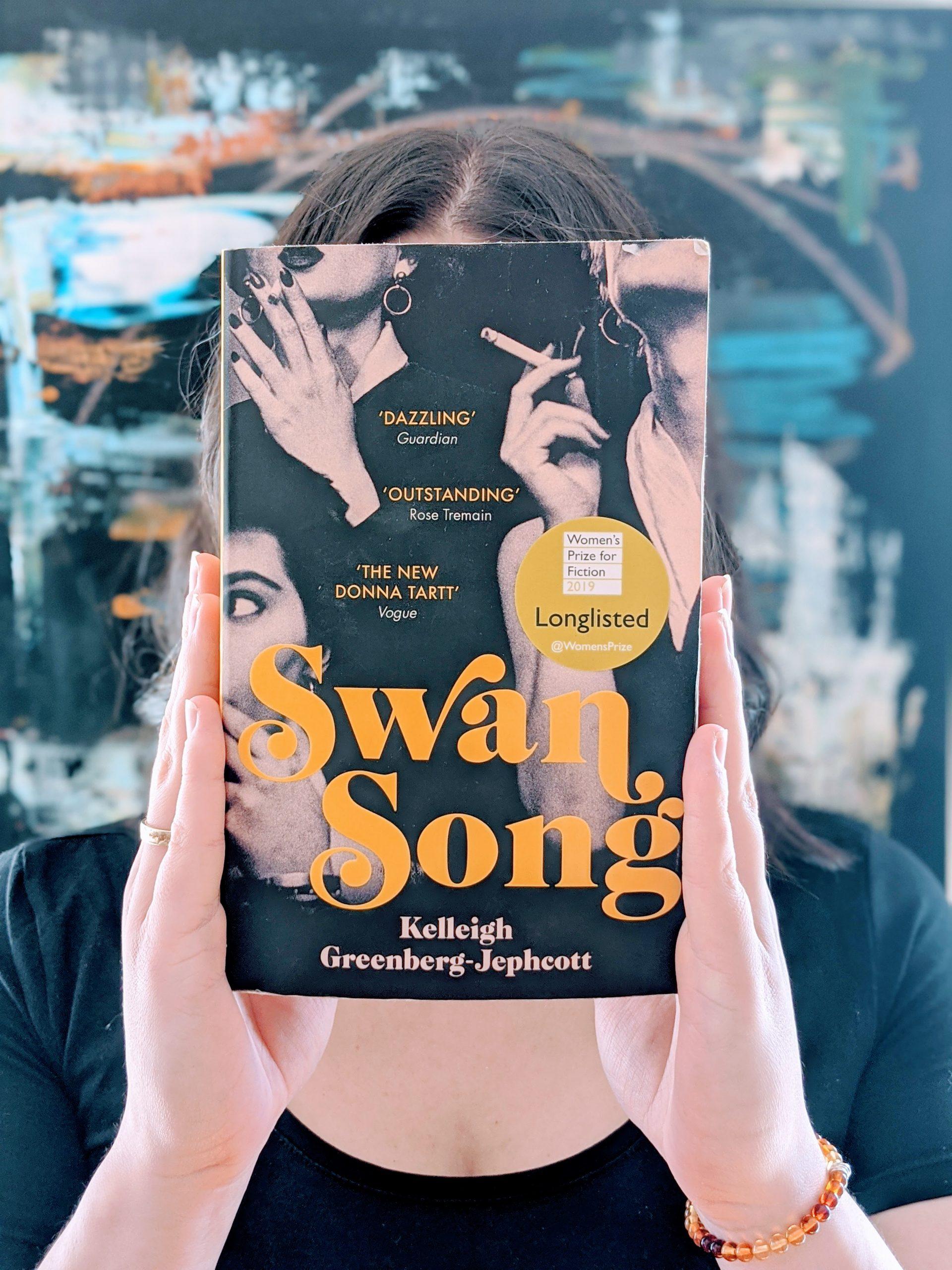 Swan Song – Kelleigh Greenberg-Jephcott