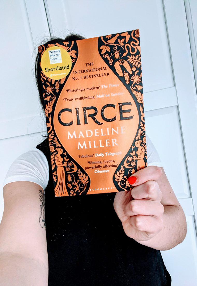 Circe by Madeline Miller
