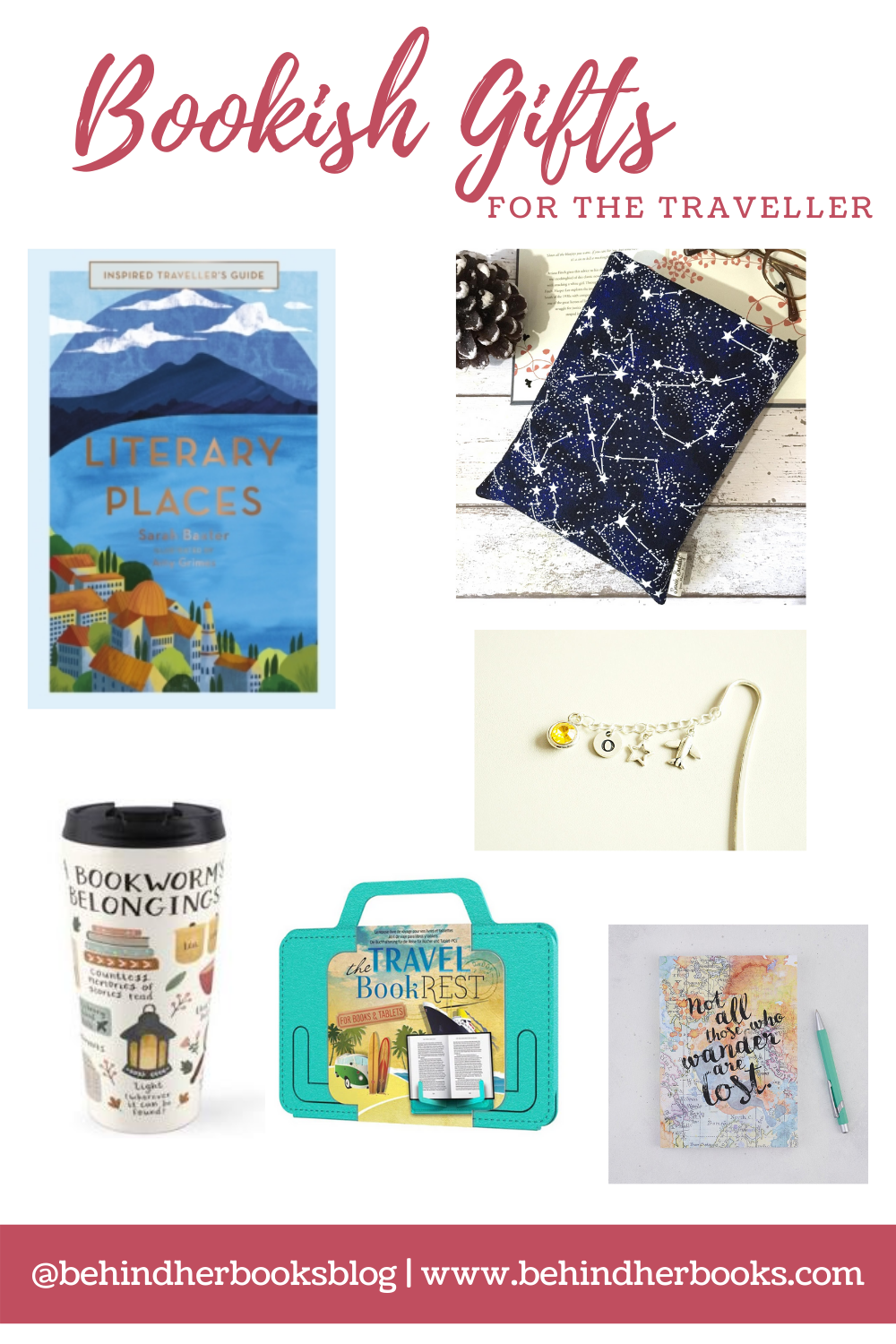 Bookish Gifts for the Traveller