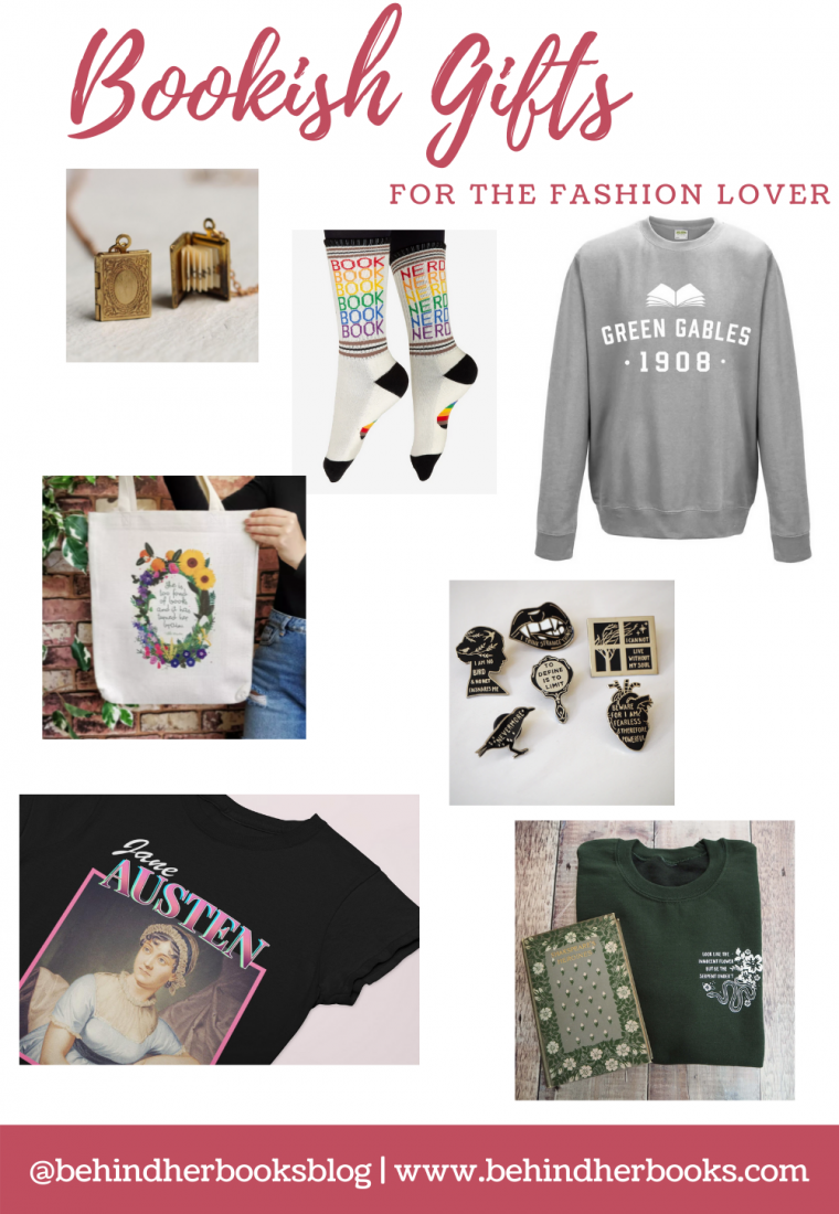 Bookish Gifts for the Fashion Lover